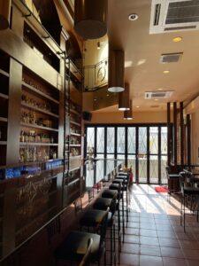 Café & Dining Bar きらく 店内